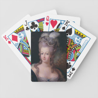Marie Antoinette Playing Cards