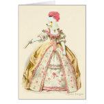 Marie Antoinette Poodle Cards