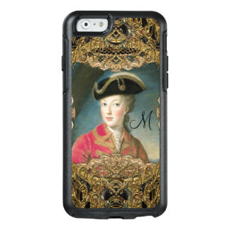 Marie Antoinette  Pretty Youth Monogram OtterBox iPhone 6/6s Case