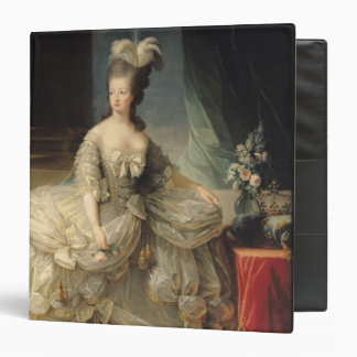 Marie Antoinette  Queen of France, 1779 Binder