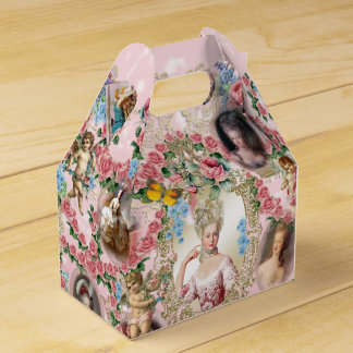 Marie Antoinette Rose of Versailles Favor Box ga