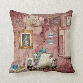 Marie Antoinette Setting Room pillow