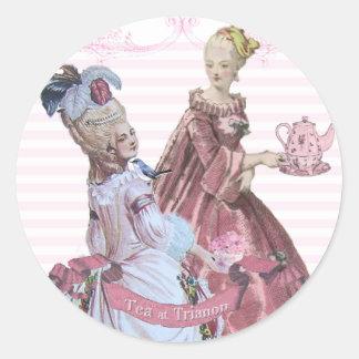 Marie Antoinette Tea at Trianon Seals