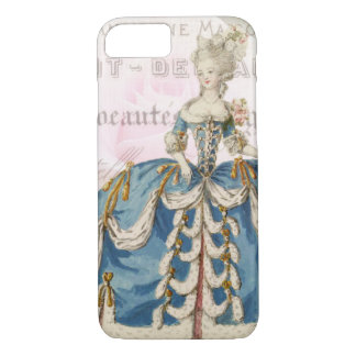 Marie Antoinette Vintage iPhone 7 Case