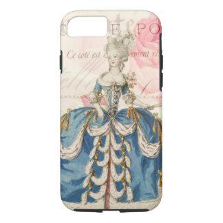 Marie Antoinette Vintage Vibe iPhone 7 Case