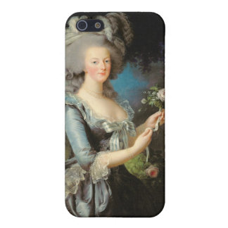 Marie Antoinette with a Rose, 1783 Cover For iPhone 5/5S