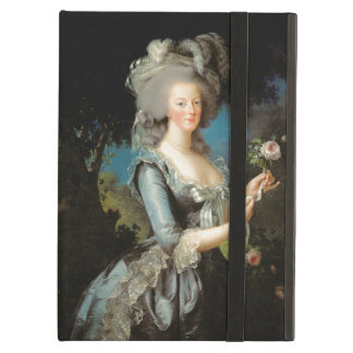 Marie Antoinette with a Rose, 1783 iPad Air Covers