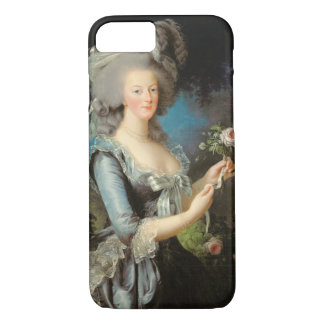 Marie Antoinette with a Rose, 1783 iPhone 7 Case