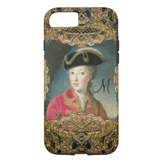Marie Antoinette Youth Pretty Monogram iPhone 7 Case