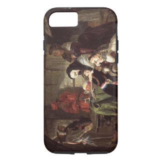 Marie-Antoinette's (1753-93) Final Adieu to the Da iPhone 7 Case