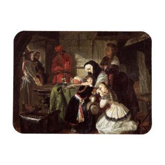 Marie-Antoinette's (1753-93) Final Adieu to the Da Magnet