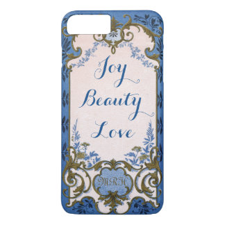 Marie Antoinette's Blue Phone Case