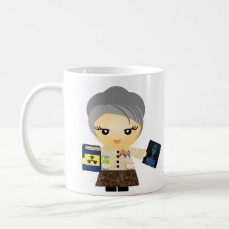 Marie Curie Coffee Mug