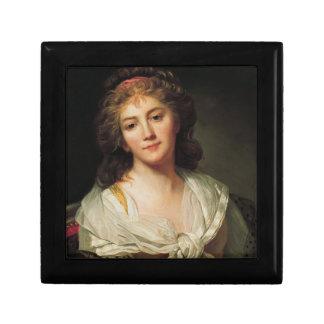 Marie-Geneviève Bouliard, Self-portrait Gift Box