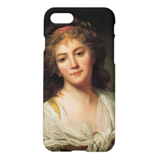 Marie-Geneviève Bouliard, Self-portrait iPhone 8/7 Case