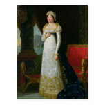 Marie-Laetitia Ramolino  1813 Postcard