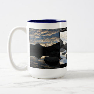 Marie Lake Bear Lakes Basin Mug