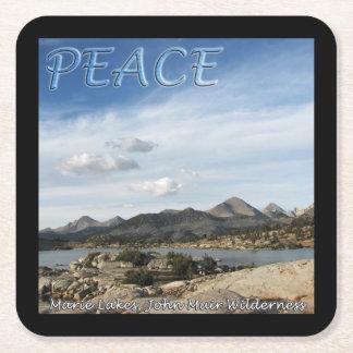 Marie Lakes Peace Coaster