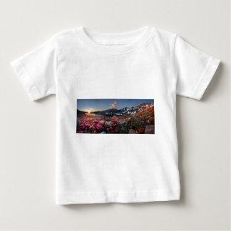 Marie Lakes Sunrise - John Muir Trail - Ansel Adam Baby T-Shirt