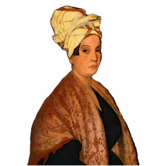 Marie Laveau Altar Sculpture Standing Photo Sculpture