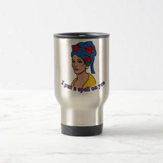 Marie Laveau I Put a Spell On You Travel Mug