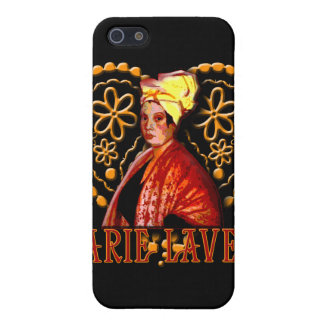 Marie Laveau Voodoo High Priestess Case For iPhone 5/5S