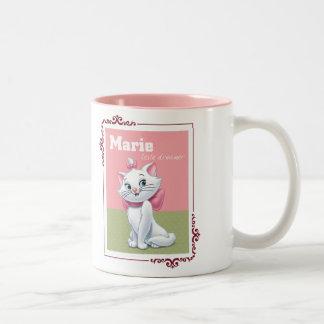 Marie Little Dreamer Two-Tone Coffee Mug