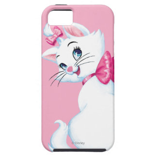 Marie Looking Over Shoulder iPhone 5 Case