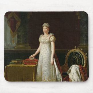 Marie-Louise  of Habsbourg Lorraine, 1814 Mouse Pad