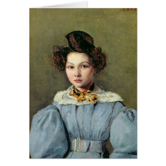 Marie Louise Sennegon, 1831 Card