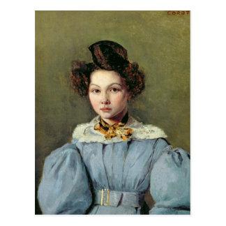 Marie Louise Sennegon, 1831 Postcard