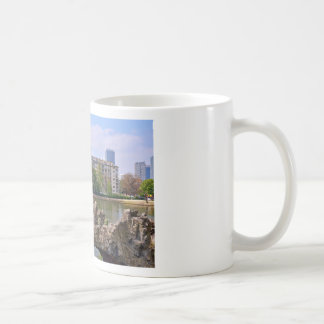Marie-Louise square in Brussels, Belgium Coffee Mug
