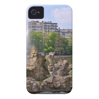 Marie-Louise square in Brussels, Belgium iPhone 4 Case-Mate Case