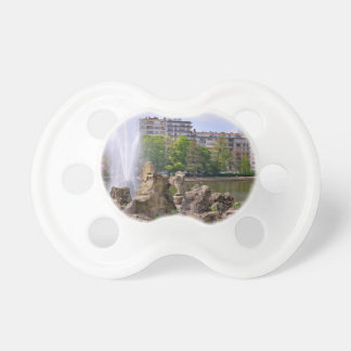 Marie-Louise square in Brussels, Belgium Pacifier