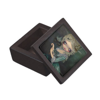 """Marie Masquerade"" Gift Box Premium Trinket Box"