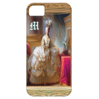 Marie Monogram iPhone 5 Case