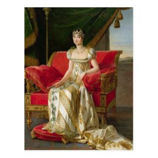 Marie Pauline Bonaparte  Princess Borghese, 1808 Postcard
