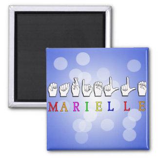 MARIELLE MAGNET
