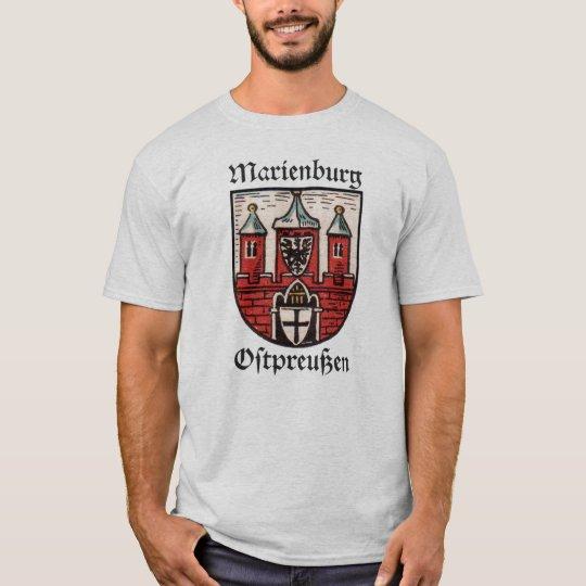 Marienburg Ostpreussen T-Shirt