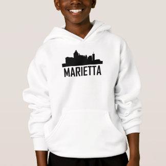 Marietta Georgia City Skyline