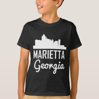 Marietta Georgia Skyline T-Shirt