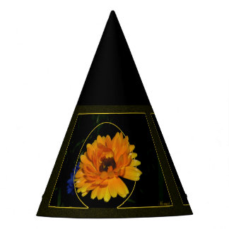 Marigold 1 party hat