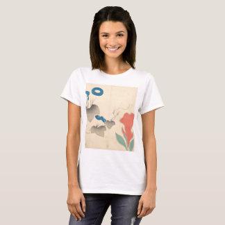 Marigold Flower in Summer T-Shirt