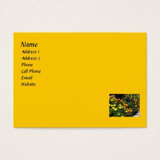Marigold Garden Business Card