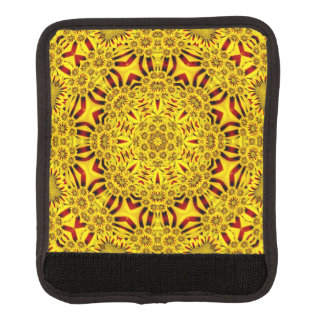 Marigolds Luggage Handle Wrap