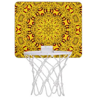 Marigolds Vintage Kaleidoscope    Basketball Hoops