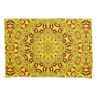 Marigolds Vintage Kaleidoscope  Pillowcases