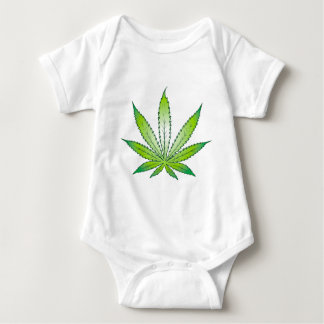 Marijuana Baby Bodysuit