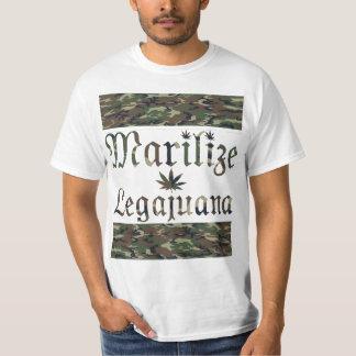 Marilize Legajuana Camo Tee