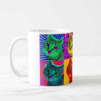 Marilyn Cats: Mug